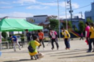 15 伝承遊びリレー