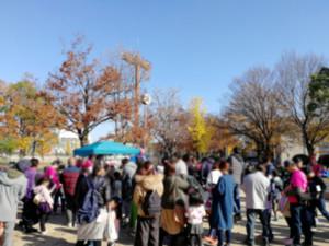201912_たけのこ祭り_ビンゴ