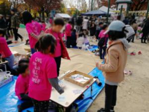 201912_たけのこ祭り_遊びの広場